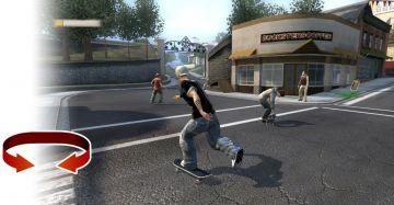 Immagine -3 del gioco Tony Hawk's Project 8 per PlayStation PSP