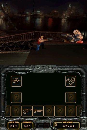 Immagine -5 del gioco Duke Nukem Trilogy per Nintendo DS
