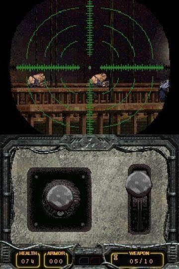 Immagine -4 del gioco Duke Nukem Trilogy per Nintendo DS