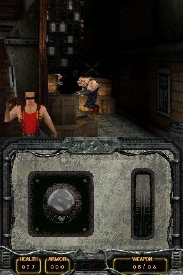 Immagine -3 del gioco Duke Nukem Trilogy per Nintendo DS
