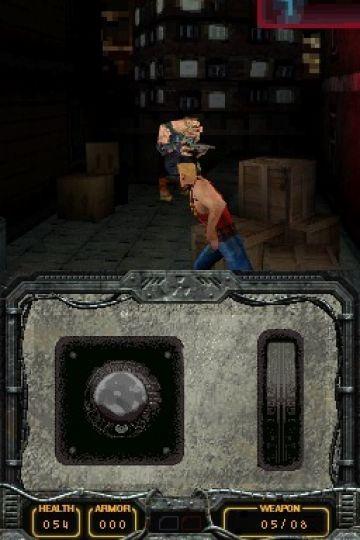 Immagine -2 del gioco Duke Nukem Trilogy per Nintendo DS