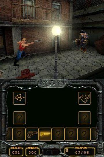 Immagine -1 del gioco Duke Nukem Trilogy per Nintendo DS