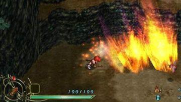 Immagine -5 del gioco Ys: The Ark of Napishtim per PlayStation PSP