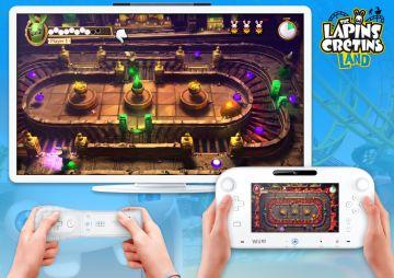 Immagine -5 del gioco Rabbids Land per Nintendo Wii U