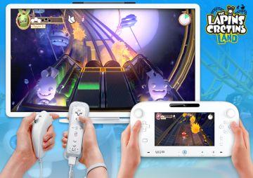 Immagine -4 del gioco Rabbids Land per Nintendo Wii U