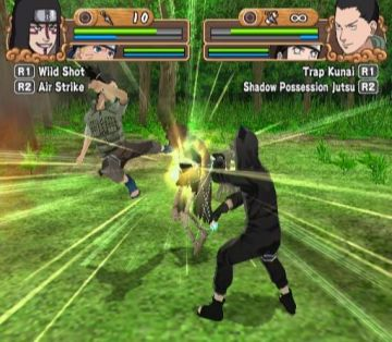Immagine 0 del gioco Naruto: Uzumaki Chronicles 2 per PlayStation 2