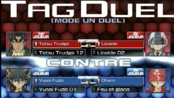 Immagine -4 del gioco Yu-Gi-Oh! 5D's Tag Force 4 per PlayStation PSP