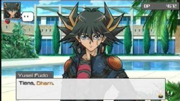 Immagine -3 del gioco Yu-Gi-Oh! 5D's Tag Force 4 per PlayStation PSP