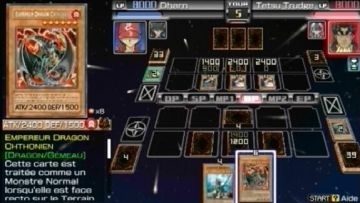 Immagine -2 del gioco Yu-Gi-Oh! 5D's Tag Force 4 per PlayStation PSP