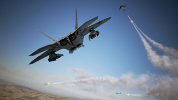 Immagine -1 del gioco Ace Combat 7: Skies Unknown per PlayStation 4