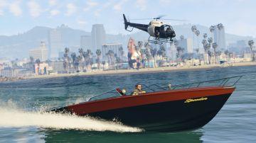 Immagine -8 del gioco Grand Theft Auto V - GTA 5 per PlayStation 4