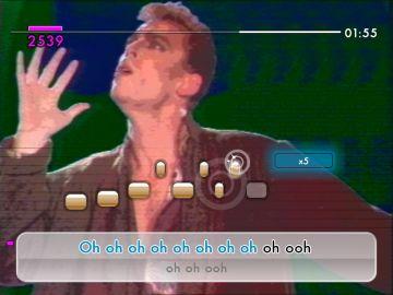 Immagine -5 del gioco We Sing 80s per Nintendo Wii