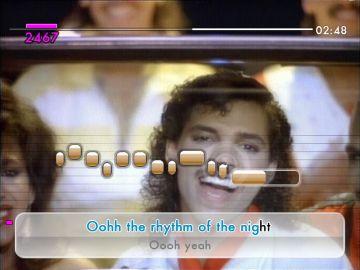 Immagine -2 del gioco We Sing 80s per Nintendo Wii