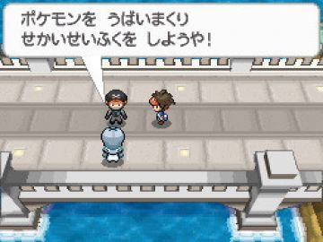 Immagine -4 del gioco Pokemon Versione Nera 2 per Nintendo DS