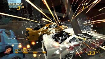 Immagine 0 del gioco Flat Out: Head On per PlayStation PSP