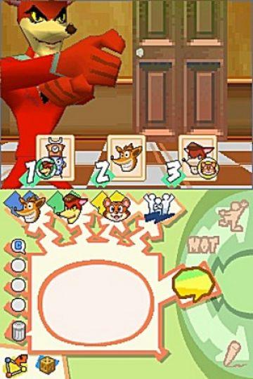 Immagine -1 del gioco Crash Boom Bang! per Nintendo DS