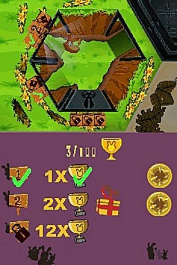 Immagine 0 del gioco Rayman Raving Rabbids per Nintendo DS