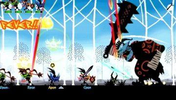 Immagine -16 del gioco Patapon 3 per PlayStation PSP