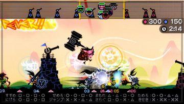 Immagine -11 del gioco Patapon 3 per PlayStation PSP