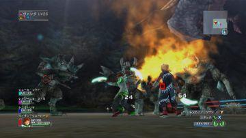 Immagine -3 del gioco Phantasy Star Universe per Xbox 360