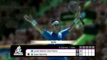 Immagine -4 del gioco Virtua Tennis 4: World Tour Edition per PSVITA