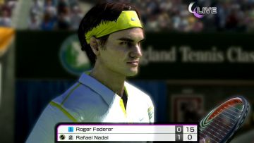 Immagine -2 del gioco Virtua Tennis 4: World Tour Edition per PSVITA