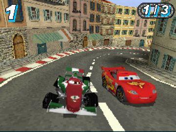 Immagine -5 del gioco Cars 2 per Nintendo DS