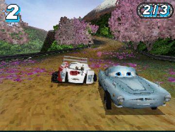 Immagine -4 del gioco Cars 2 per Nintendo DS