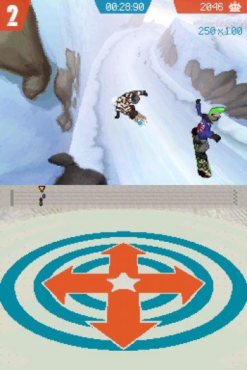 Immagine -4 del gioco Shaun White Snowboarding per Nintendo DS