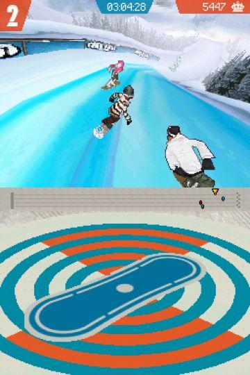 Immagine -3 del gioco Shaun White Snowboarding per Nintendo DS
