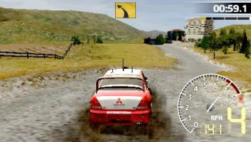 Immagine -5 del gioco WRC World Rally Championship per Playstation PSP