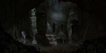 Immagine -3 del gioco Call of Cthulhu per PlayStation 4