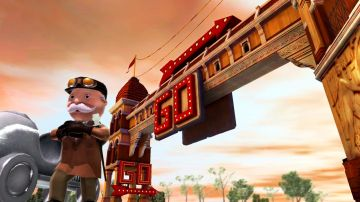 Immagine -1 del gioco Monopoly Streets per Nintendo Wii