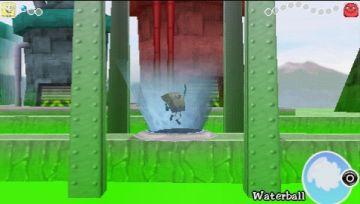 Immagine -4 del gioco SpongeBob Squarepants: il Vendicatore in Giallo per PlayStation PSP