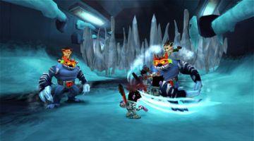 Immagine -4 del gioco Crash of the Titans per PlayStation PSP