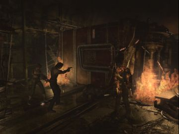 Immagine -2 del gioco Resident Evil 0 per Nintendo Wii