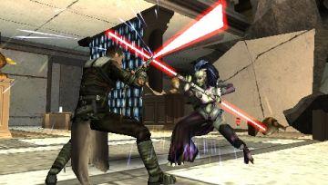 Immagine 0 del gioco Star Wars: Il Potere della Forza per PlayStation PSP