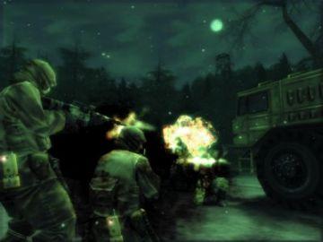 Immagine -5 del gioco Metal Gear Solid 3: Subsistence per PlayStation 2