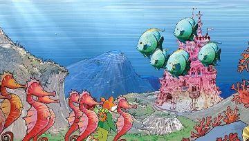 Immagine 0 del gioco Geronimo Stilton per PlayStation PSP