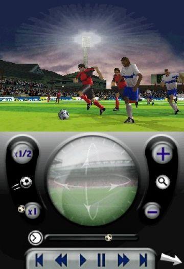 Immagine -2 del gioco FIFA 07 per Nintendo DS