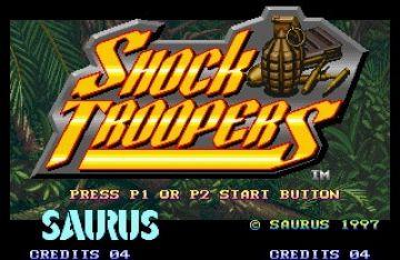 Immagine 0 del gioco SNK Arcade Classics Volume 1 per PlayStation PSP