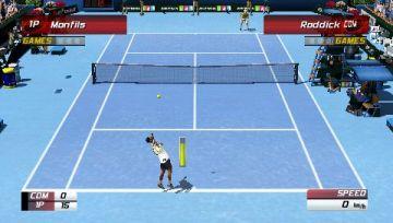 Immagine -4 del gioco Virtua Tennis 3 per PlayStation PSP