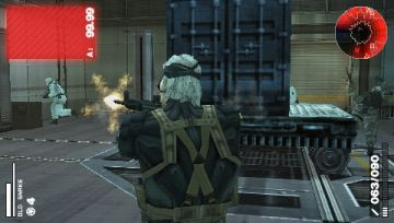 Immagine -1 del gioco Metal Gear Solid: Portable Ops Plus per PlayStation PSP