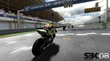 Immagine -3 del gioco SBK-08 Superbike World Championship per PlayStation PSP