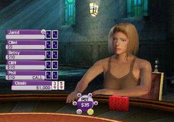 Immagine -4 del gioco World Championship Poker: Featuring Howard Lederer All in per Nintendo Wii