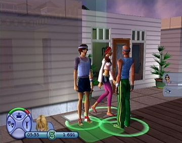 Immagine -1 del gioco The Sims 2 per PlayStation 2