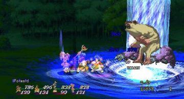 Immagine -5 del gioco Tales of Eternia per PlayStation PSP