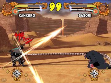 Immagine -4 del gioco Naruto Shippuden : Ultimate Ninja 4 per PlayStation 2