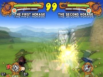 Immagine -3 del gioco Naruto Shippuden : Ultimate Ninja 4 per PlayStation 2