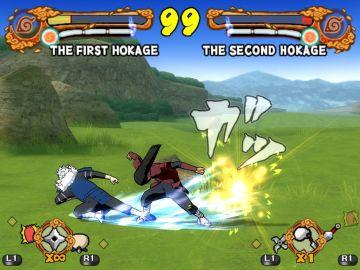 Immagine -2 del gioco Naruto Shippuden : Ultimate Ninja 4 per PlayStation 2